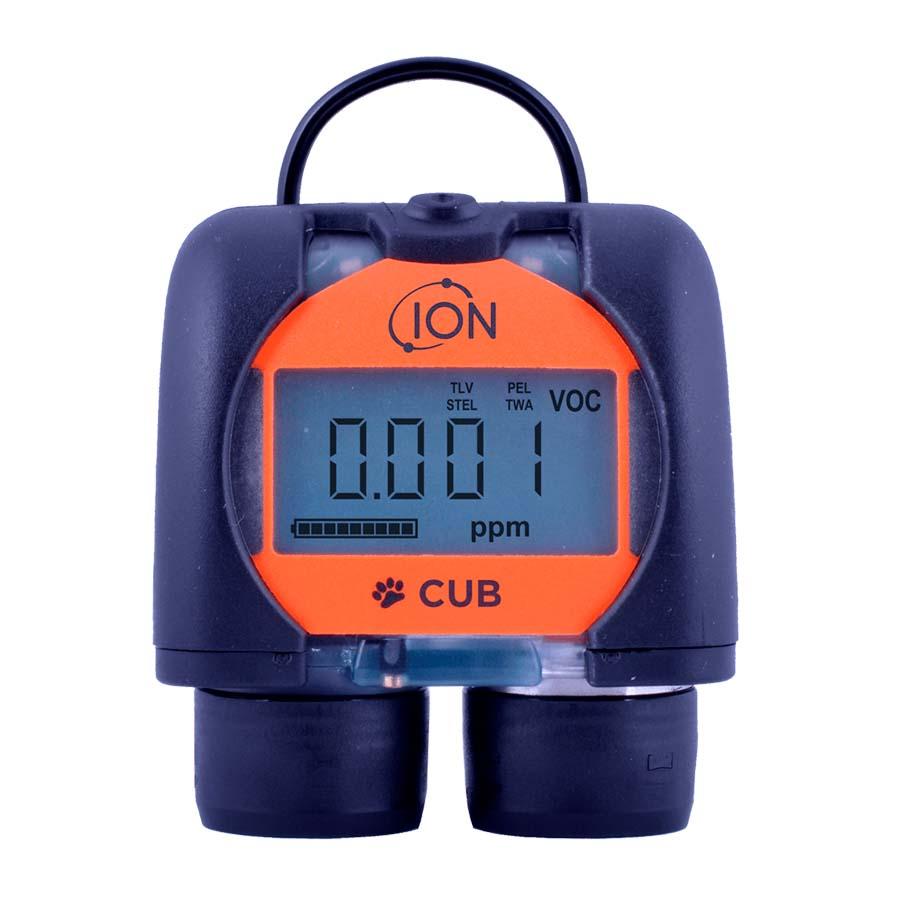 Personlig VOC (PID) detektor i ppb niveau CUB – Ion Science