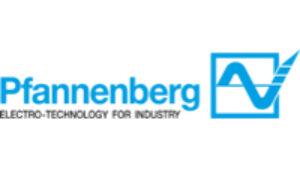 Gasdetect leverandører - Pfannenberg Logo