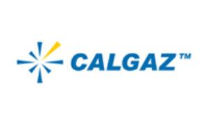 Gasdetect leverandører - Calgaz Logo