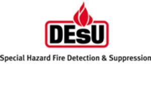 Gasdetect leverandører - DESU Logo