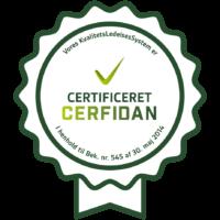 Cerfidan Certificeret