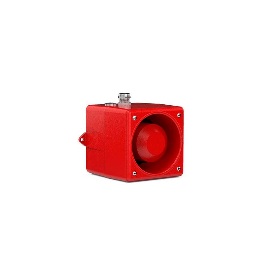 Kombineret lys- og lydalarm DSF5 / DSF10 med 114 dB