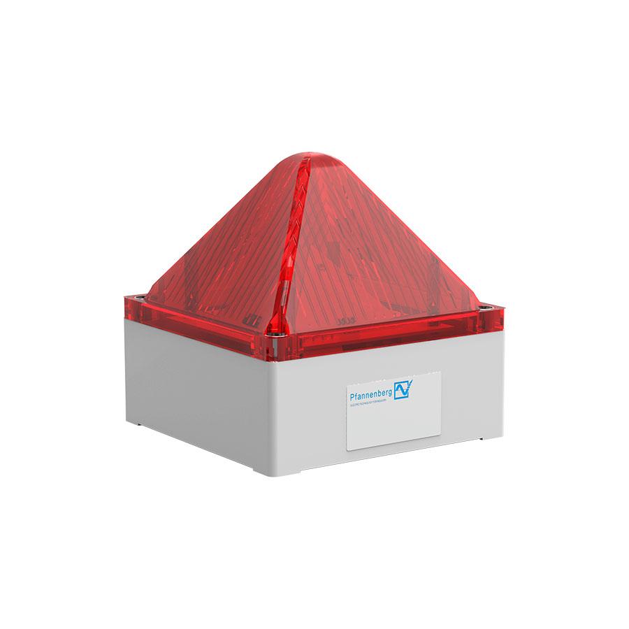 SIL2 godkendt lysalarm QUADRO – Pfannenberg