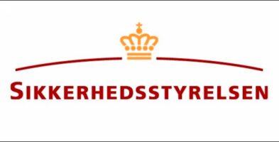 Sikkerhedsstyrelsen logo - Certifikat Autoriseret elinstallatør